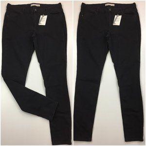 NWT ASOS 5 Pocket Tapered Leg Cotton Blend Jeans